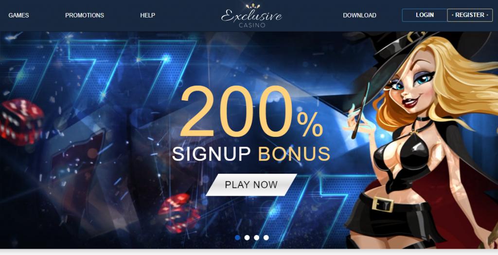 Exclusive Casino Perks
